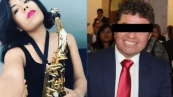Dictan prisión preventiva a Vera Carrizal por ataque con ácido a saxofonista