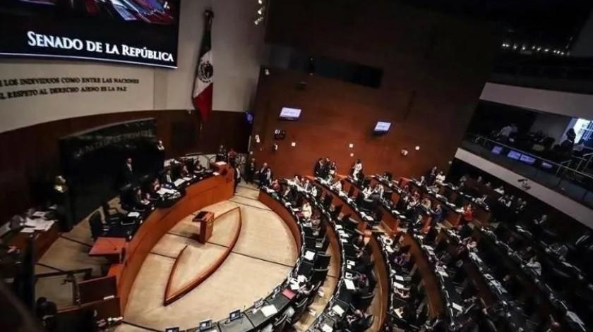 Morena presenta plan de austeridad ante el Senado por Covid-19(GH)