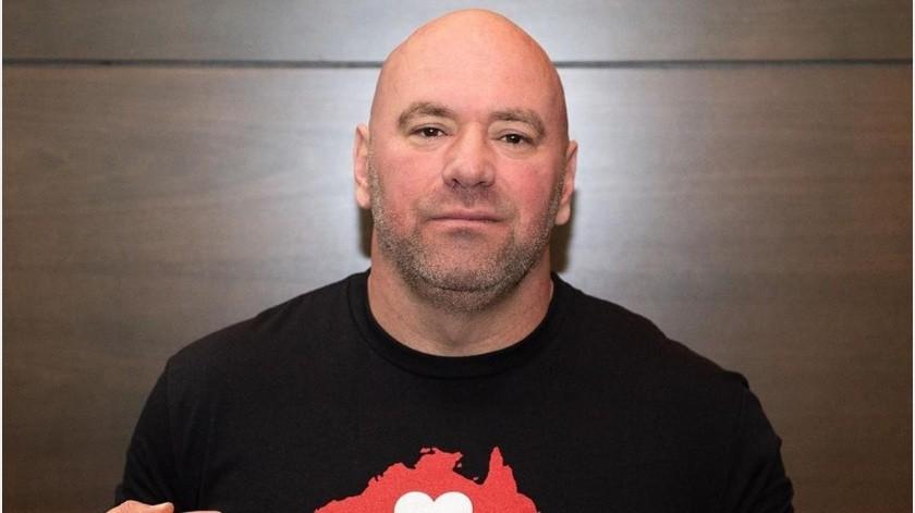 Dana White confirma isla privada como sede para el evento de UFC 249(Instagram @danawhite)