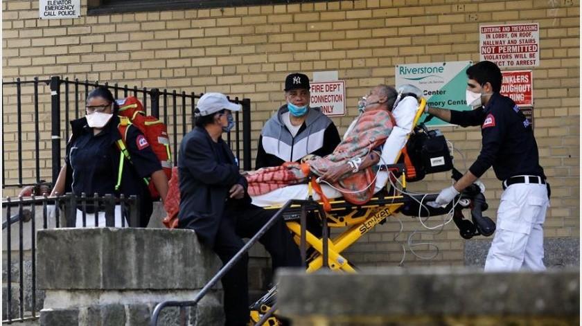 El alto porcentaje de afroamericanos muertos por COVID-19 en Estados Unidos ha empezado a encender las alarmas en el país en plena crisis por la pandemia del coronavirus(EFE)