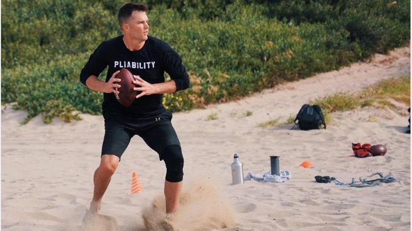 Los Bucaneros presentaron la jersey que utilizará Tom Brady(Instagram @tombrady)