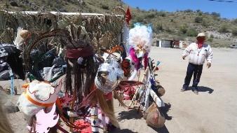 Yaquis piden respeto a sus espacios ceremoniales