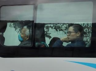 Los taxis de ruta deben llevar máximo seis pasajeros.