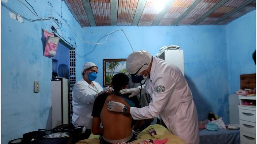 Favelas brasileñas se organizan desde dentro contra el coronavirus(EFE)