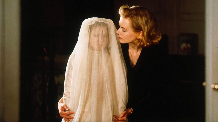 La película de terror fue dirigida por Alejandro Amenábar y protagonizada por Nicole Kidman en 2001.(Internet)