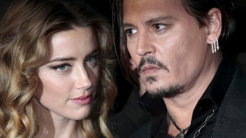 Amber Heard podría ir a la cárcel por usar pruebas falsas contra Depp.(Internet)
