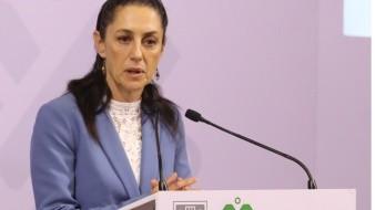 Este martes a través de sus redes sociales la alcaldesa Magdalena Contreras informó que tras realizarse la prueba de detección de Covid-19, resultó positiva.