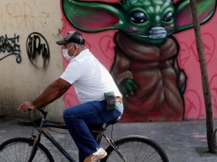 En Guatemala se multará a quien no porte cubrebocas