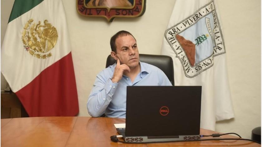 Cuauhtémoc Blanco donará su sueldo para la lucha contra el coronavirus(Twitter @cuauhtemocb10)