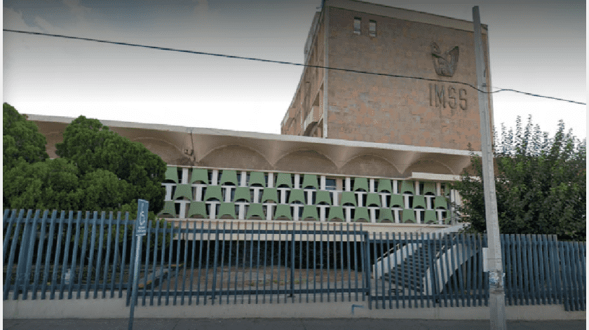 Muere por Covid-19 subdirector de clínica del IMSS en Monclova(Google Maps)