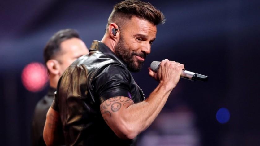 Ricky Martin está de estreno.(EFE)