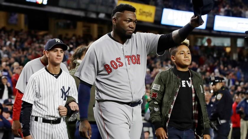 David Ortiz opina que en MLB no hay jugadores como Derek Jeter o Albert Pujols.(AP)