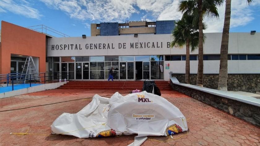 """Gobierno de Mexicali suspende uso de túneles """"sanitizantes""""(Cortesía)"""