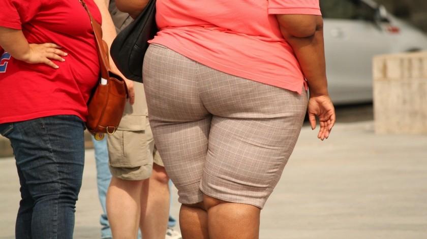 De acuerdo a la página del gobierno de México, el 70% de los mexicanos sufren de sobrepeso y una tercera parte de obesidad.(Pixabay.)