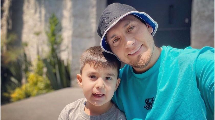 Nicolás Castillo está contento de estar en casa y recuperándose(Instagram @castillo30__)