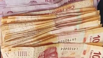 Acaban las sesiones al alza del peso mexicano