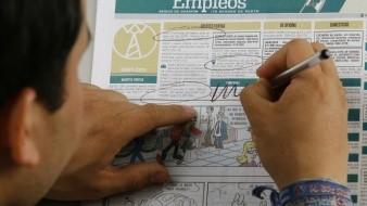 Marzo rompe récord en pérdida de empleo en México