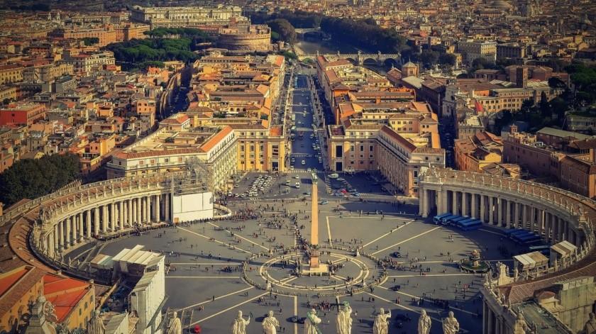 Celebración de la Pasión de Cristo desde el Vaticano