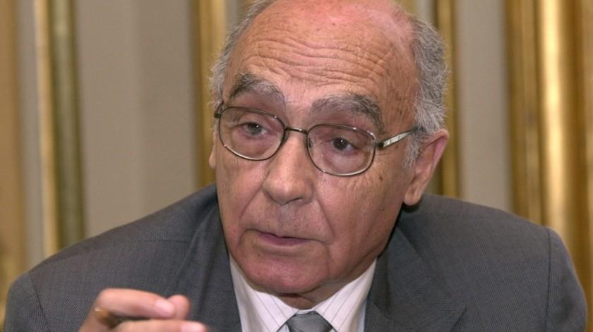 El Premio Nobel José Saramago.(EFE)
