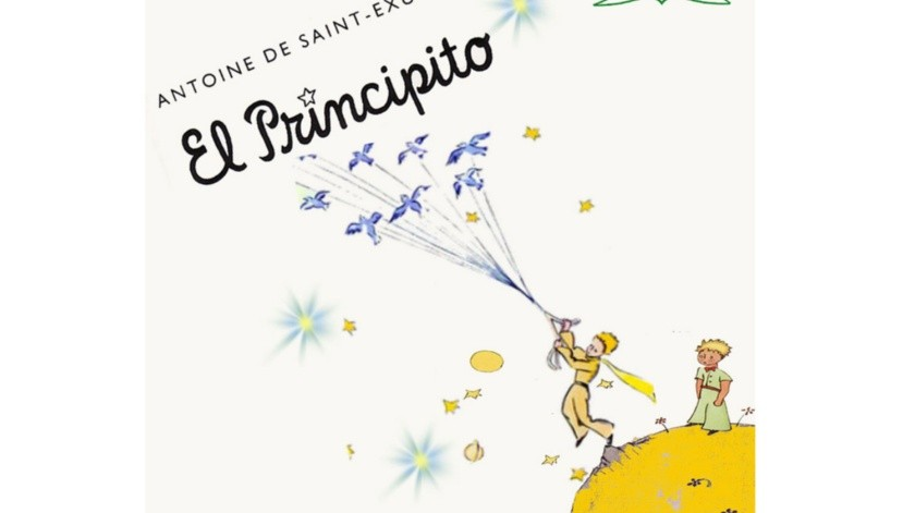 """El libro más vendido en México esta semana es """"El principito"""" de Antoine de Saint-Exupéry.(Tomada de la red)"""