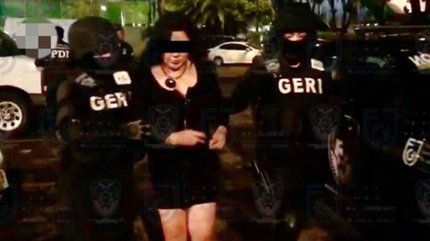 María del Carmen 'N' es considerada la distribuidora de droga en cuatro alcaldías de la CDMX y de disputar la plaza con La Unión Tepito.