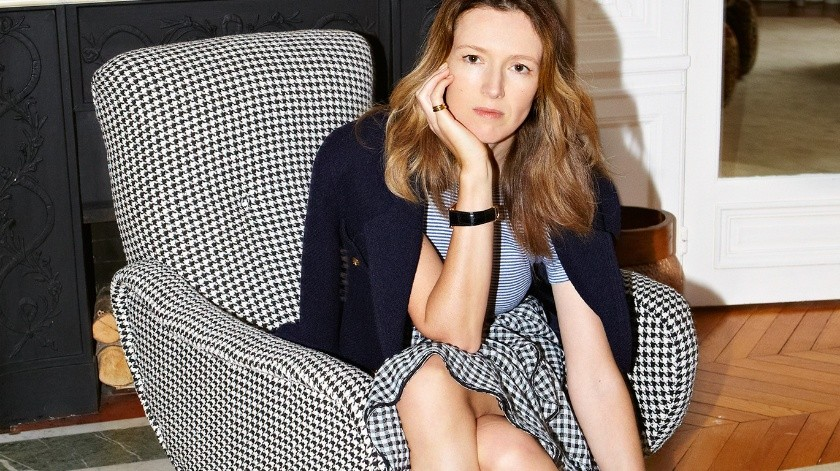 Clare Waight Keller.(Internet)