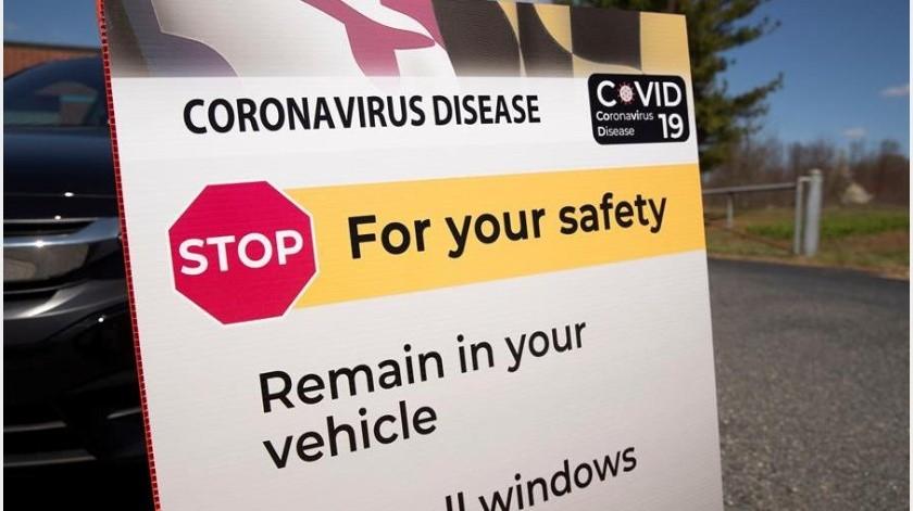 Más de medio millón de personas (500.399) se han contagiado y 18.637 han muerto en Estados Unidos por la COVID-19(EFE)