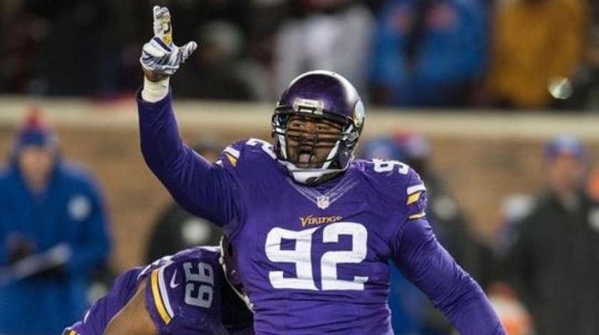 Exjugador de NFL gana demanda contra la ciudad de Minneapolis(Twitter)