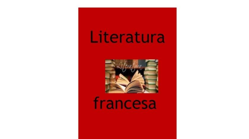 Descubre la literaturas francesa en esta cuarentena.(Tomada de la red)