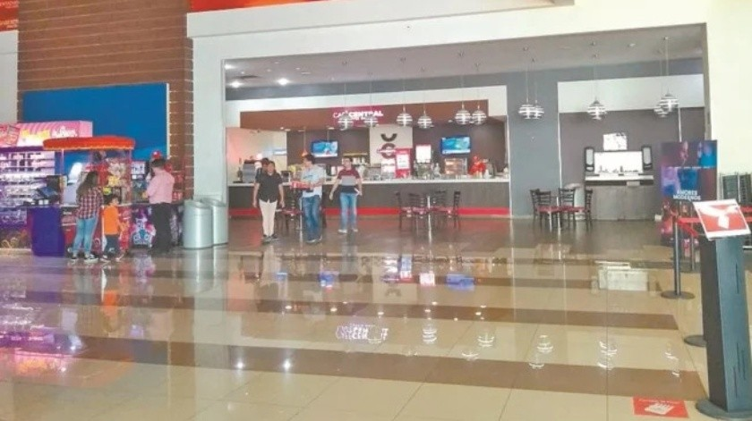 Cierre de cines afecta (aún más) a la taquilla