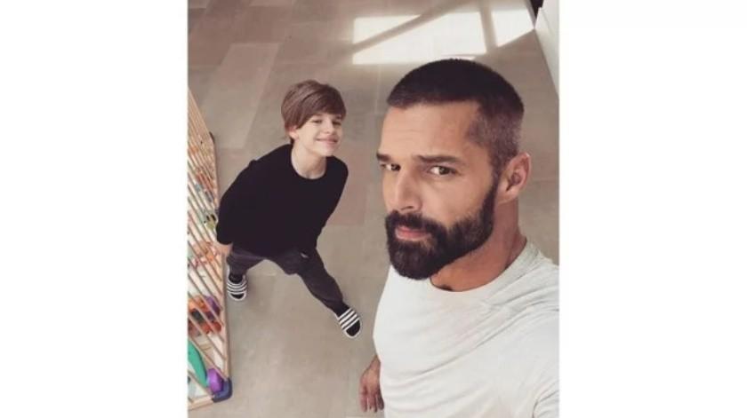 Ricky Martin sufre depresión y tristeza durante la cuarentena