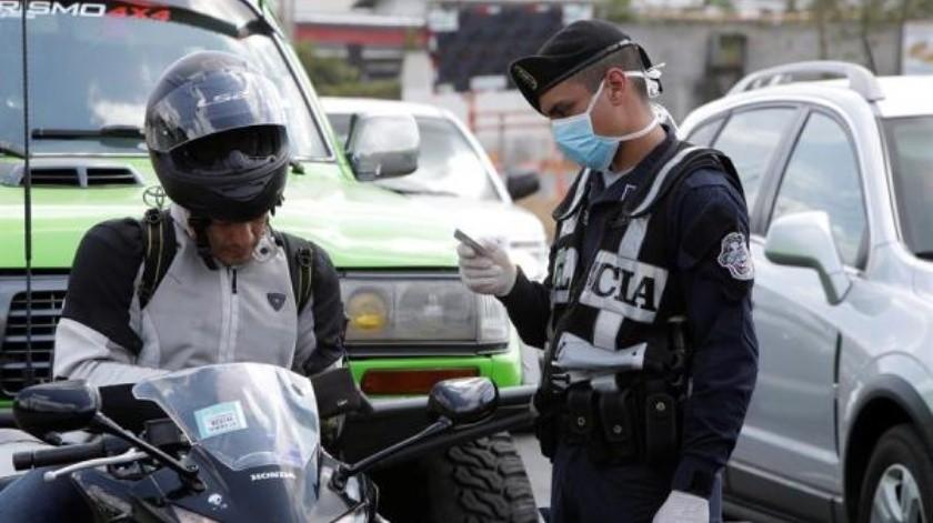 Panamá supera los 3 mil casos confirmados de Covid-19; van 79 muertos(Archivo EFE)