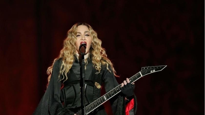 Madonna(Agencia Reforma)