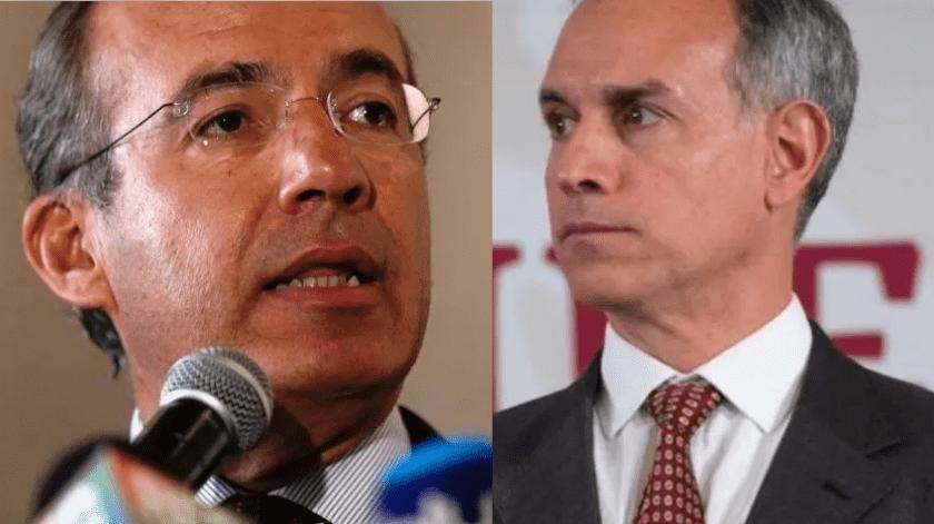 Asegura López-Gatell que Calderón ignoró recomendaciones que comprometían vida de pacientes(GH)