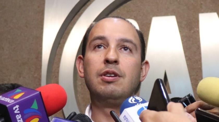 Marko Antonio Cortés(Agencia Reforma)