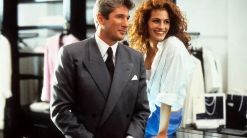 Richard Gere y Julia Roberts nos hicieron suspirar por su historia de amor y por sus looks.