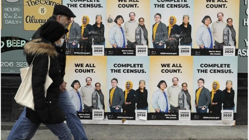 Suspenderían censo en EU por coronavirus(EFE)