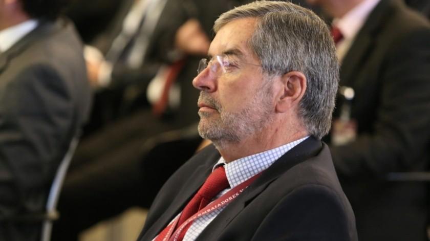Juan Ramón de la Fuente(Agencia Reforma)