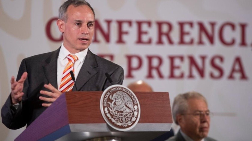 Hugo López Gatell(Gobierno de México)
