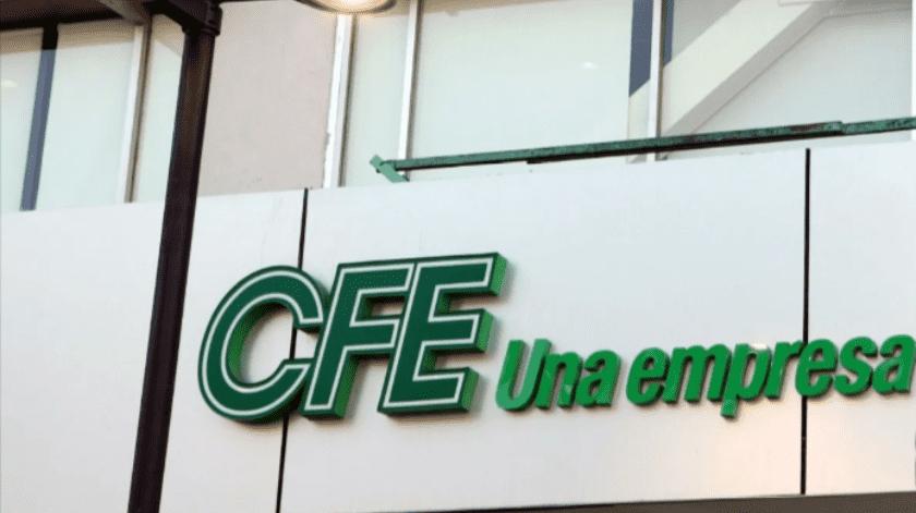 En medio de la pandemia por el coronavirus la CFE se negó a aplazar fechas de pago.(Archivo.)