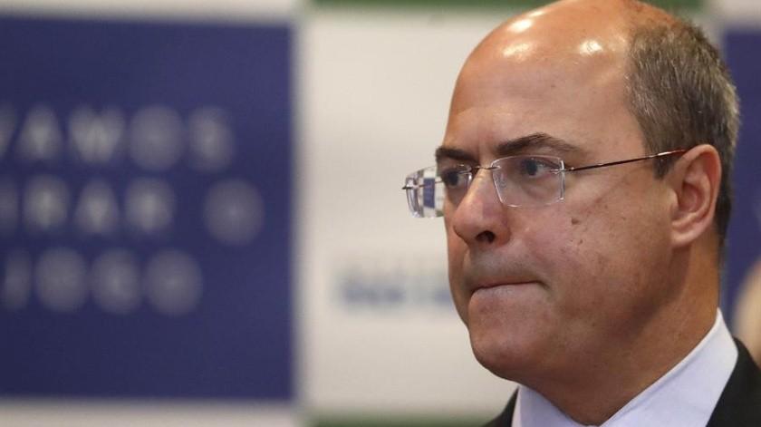 El gobernador de Río de Janeiro, Wilson Witzel, confirmó que padece coronavirus.(EFE)