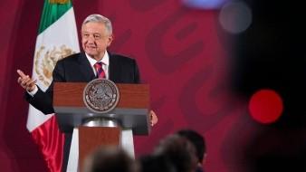 AMLO anuncia que dará 500 mdp para bacheo en Hermosillo
