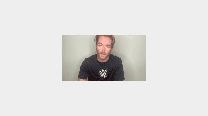 Entre lágrimas Drake Maverick dio a conocer su despido de la WWE(Captura de pantalla)