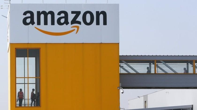 Amazon suspende temporalmente actividades en Francia ante Covid-19(AP)