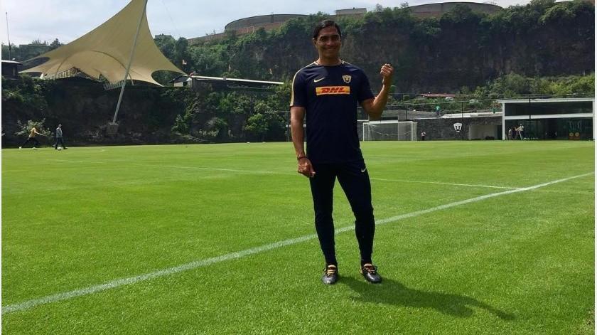 """Para """"Paco"""" Palencia sería buena idea que los partidos de Liga MX se celebren en campos de entrenamiento(Instagram @pacopalencia73)"""