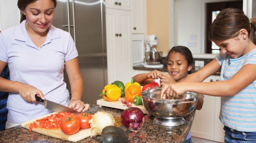 Pongan en práctica estas sencillas recetas, aprovechen el tiempo en familia y liberen el estrés causado por la cuarentena.(Tomada de la red)
