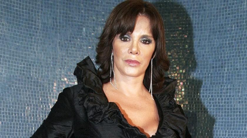 Lucía Méndez caomparte presunto remedio contra el coronavirus.(Agencia México)