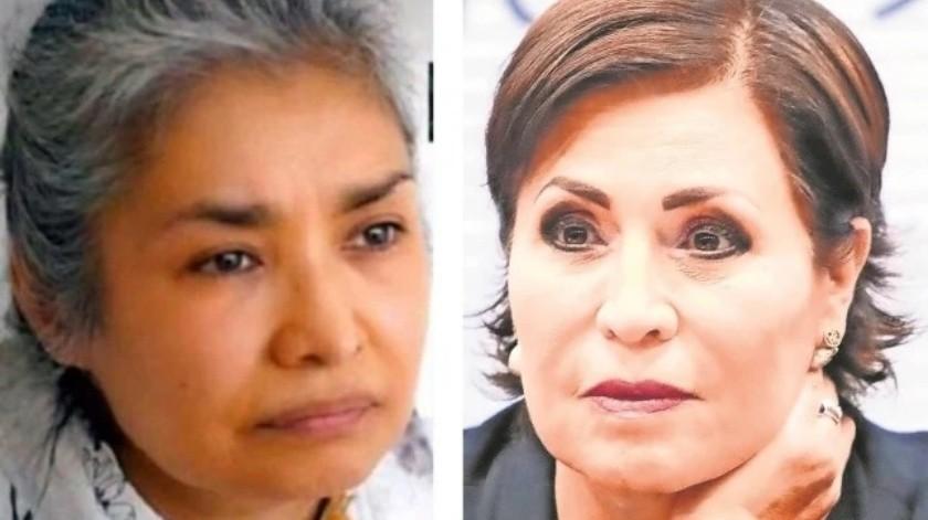 Ex directora de Colegio Rébsamen y Rosario Robles son reubicadas en Santa Martha por Covid-19(El Universal)