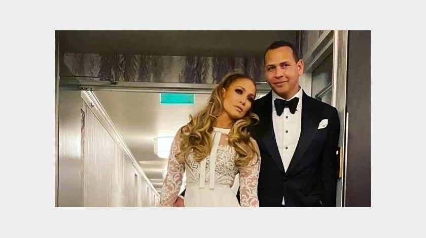 ¡Se escuchan campanas de boda! Parece que JLo ya dará el sí.(Instagram: jlo)