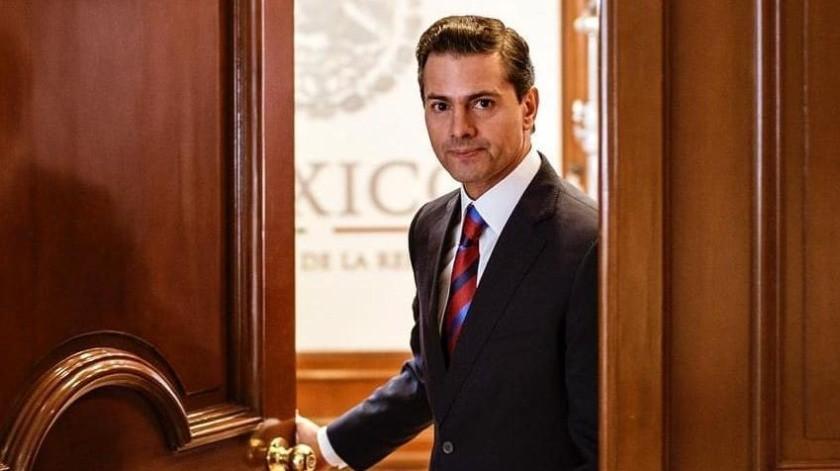 Enrique Peña Nieto, presidente de México durante el periodo 2012-2018.(Instagram)